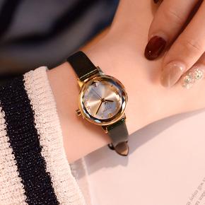 韓國聚利時julius氣質時尚簡約小表盤女學生手表小清新石英表防水