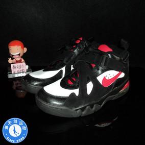 虎扑酷动城 Nike Air Force Max 耐克巴克利实战篮球鞋317816-061