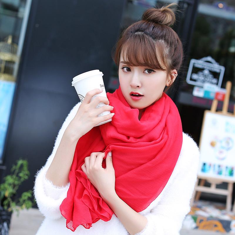 Женские шарфы из хлопка Артикул 522808024750