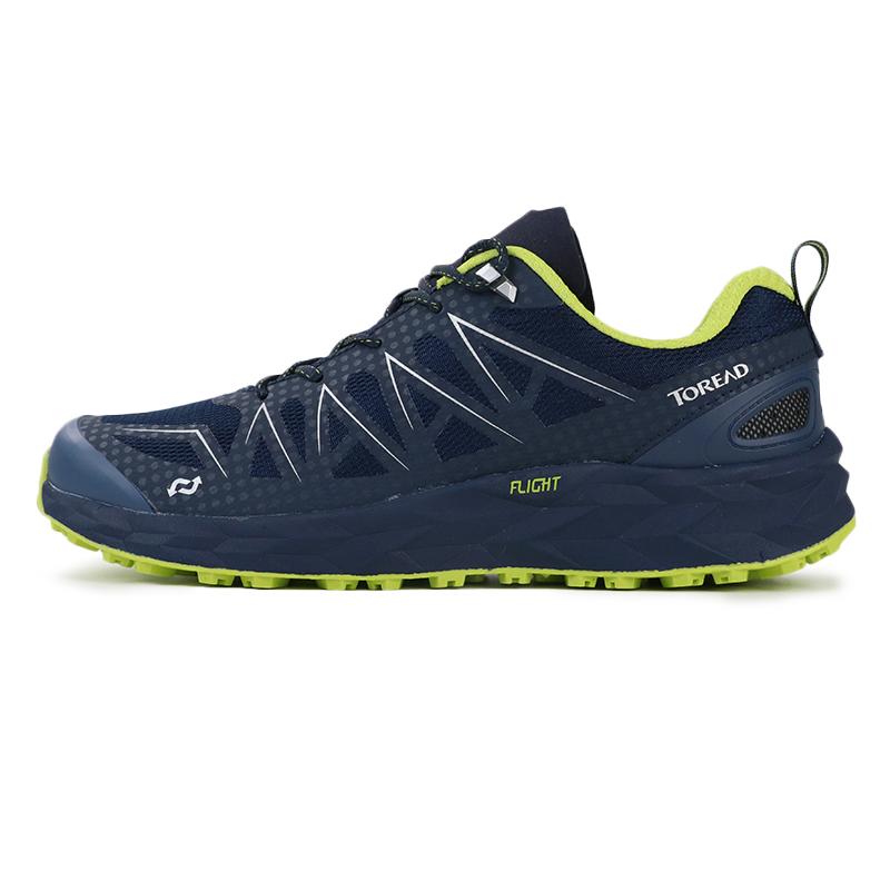 探路者跑鞋男鞋2020新款户外运动鞋透气登山鞋徒步鞋KFFG91358