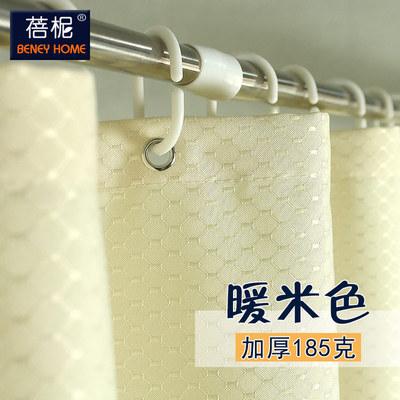 浴室帘子防水加厚年货节