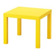 拉克 边桌 IKEA宜家国内代购 小方桌 茶几