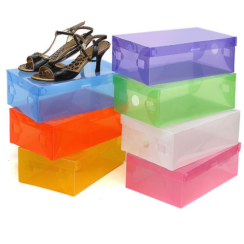 彩色鞋盒抽屉