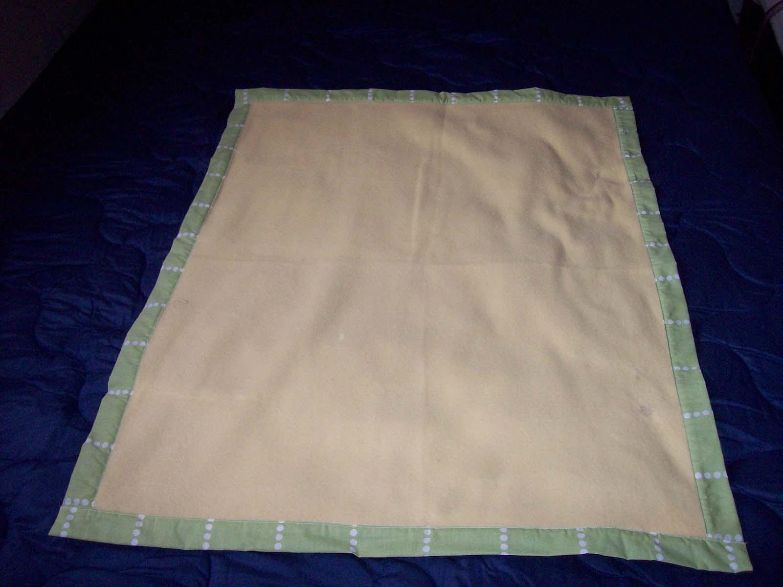 瑕疵 出口美国 婴儿小抱毯 双面绒毯 电视盖毯77*100