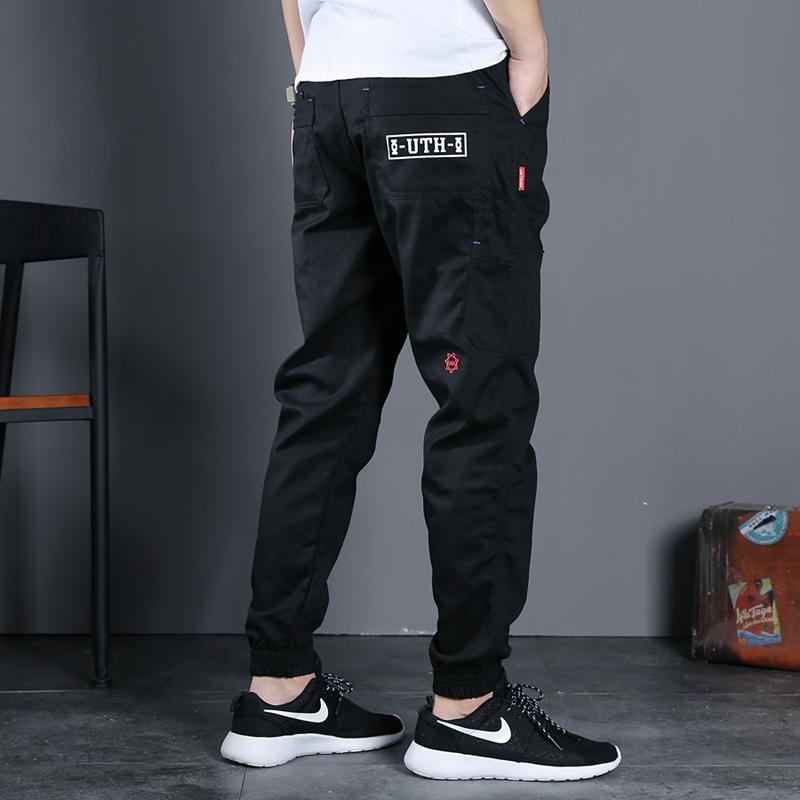 新款潮牌男裤