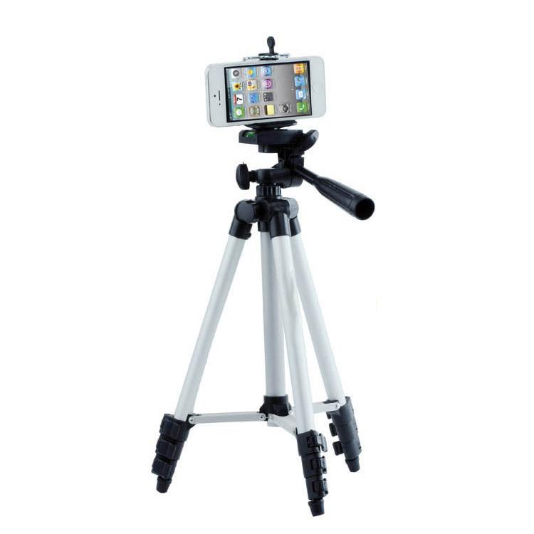 手机直播支架懒人三角架相机视频录像自拍户外桌面抖音主播三脚架