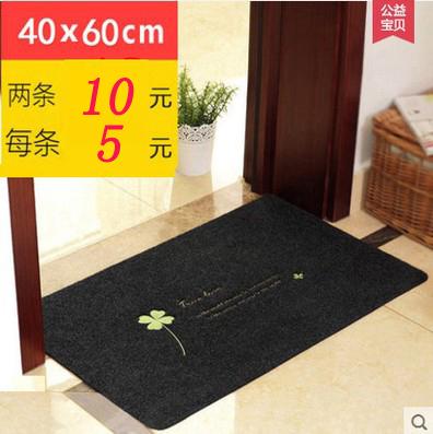 进门地垫入户门垫卧室门口厨房门厅地毯吸水脚垫卫浴防滑垫子定制