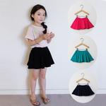 童裝女童超短裙