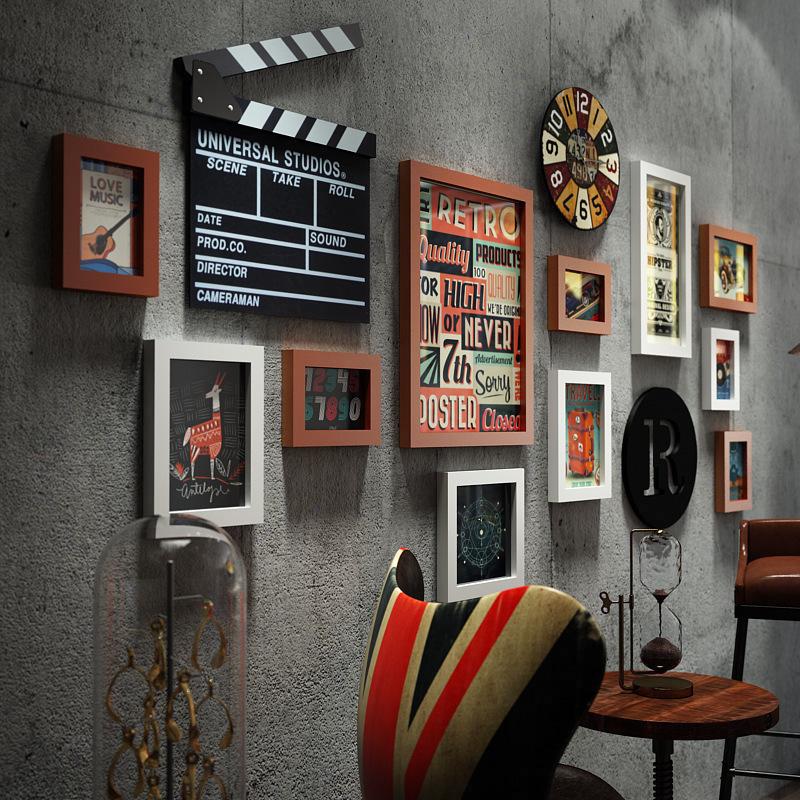 墙壁相画框
