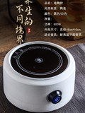 Vibrating sound with the same pot Health pot glass side filter foam teapot boiling tea pot high temperature electric ceramic stove home