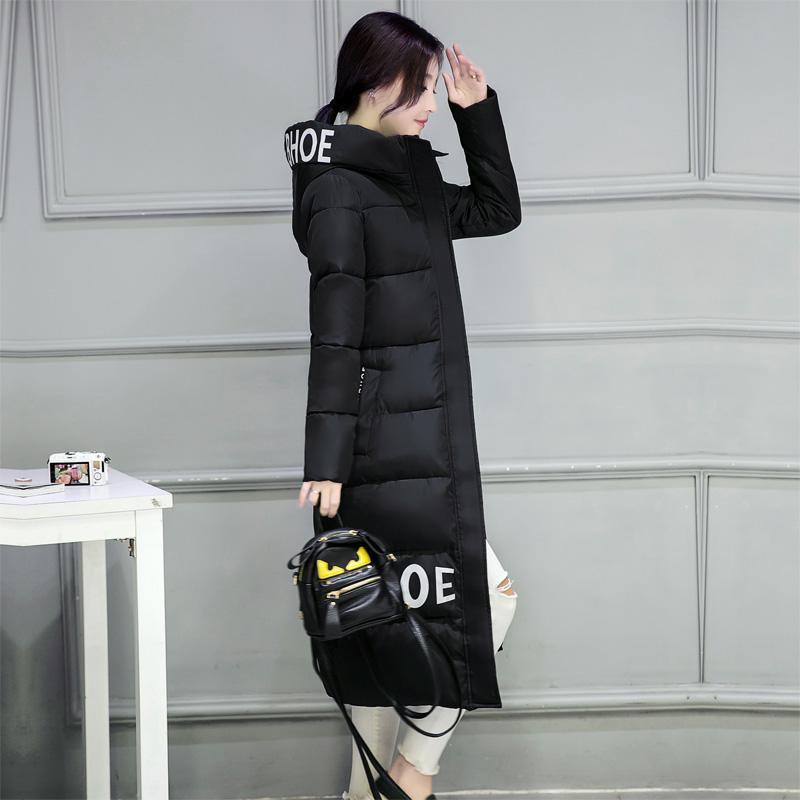 韩版棉衣字母