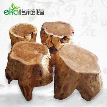 实木茶桌凳子