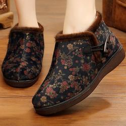 北京布鞋女中老年
