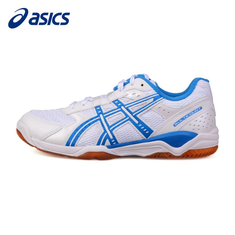 ASICS爱世克斯亚瑟士乒乓球鞋B000D男鞋女鞋训练鞋透气防滑