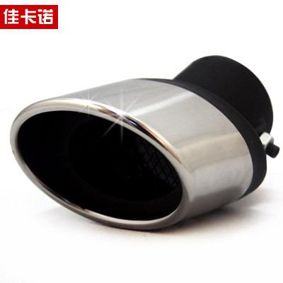 306不锈钢 加厚 日产骊威尾喉 改装专用配件 正品 日产骊威消声器