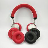 HD50耳机套海绵套 魅族Meizu 头梁保护套 hd50耳罩皮套 横梁垫条