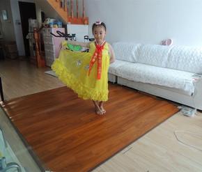 韩国阿里郎碳晶地暖垫 电热地毯 碳晶地热垫地热毯家用韩国250200