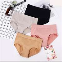 Spring summer 3d beehive warm palace tummy hip hips underwear women cotton bag hip seamless waist briefs