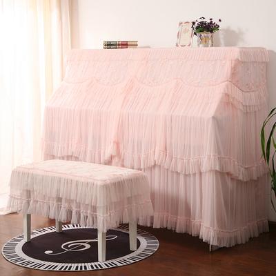 韩国蕾丝公主中开钢琴罩全罩珠江卡西欧钢琴套防尘罩全罩半罩订制
