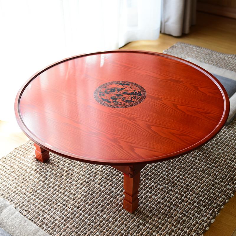 韩式饭桌 朝鲜族餐桌