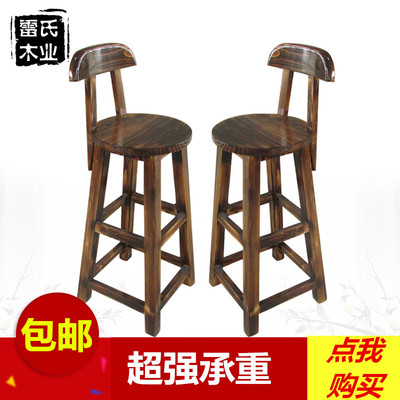 实木高脚凳吧台凳怎么样