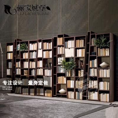 创意个性时尚书柜 北欧小户型客厅隔断储物书架 玄关架书柜L21品牌巨惠