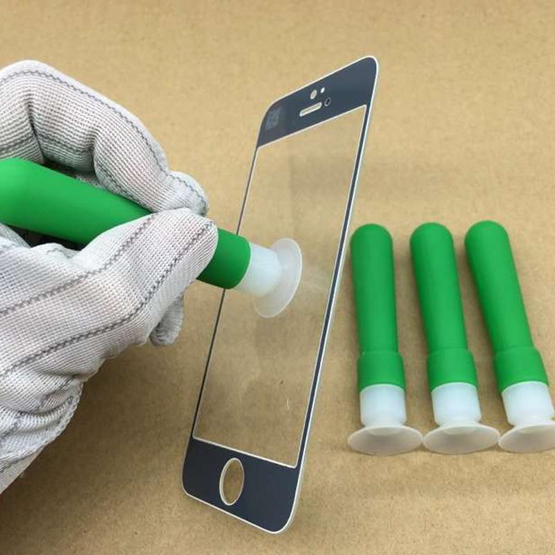 英航绿色强力玻璃丝印吸笔液晶绿色真空吸笔 盖板镜片吸取器吸盘