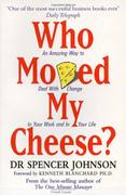 Who Moved My Cheese English Original Books Spencer Johnson Classic Who Moved My Cheese The same thing is to change the book that is used for a lifetime. Suitable for readers of all ages!