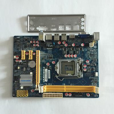 富士康H61MV 1155針DDR3 全固態 帶HDMI 高清全集成小板 成色好誰買過的說說