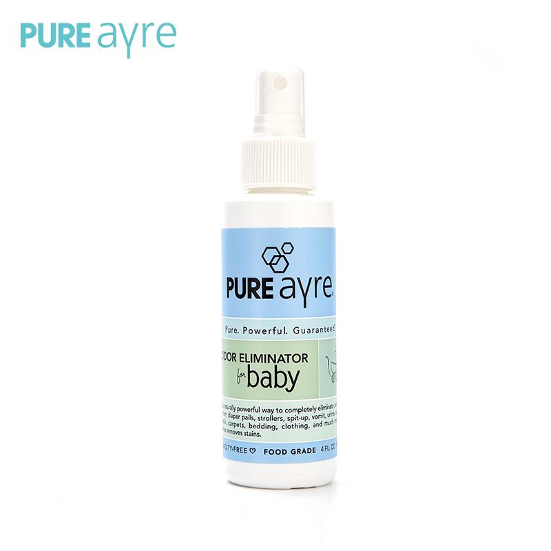 美国 Pureayre 便携式 母婴除甲醛 空气净化除菌除螨喷雾118ml