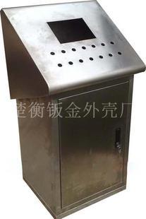 河南陕西西川非标钣金壳体箱体设计加工 不锈钢铁箱子柜子加工