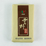 800 grams of golden flower tea Yunno Anhua black tea Kowloon pool wild raw leaf pure material 2012 leaf source