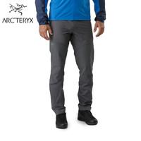 【18新品】Arcteryx始祖鸟 男款轻便耐磨软壳裤 Gamma Rock