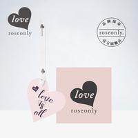 love roseonly玫瑰香氛 香薰扩香石室内车载挂件 礼物精选