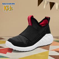 儿子男童网鞋透气网面运动鞋中大童小学生跑步鞋男孩网眼鞋夏