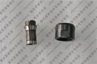 BOSCH Bosch genuine spare parts 6mm straight grinding machine TGS3000L GGS5000L collet lock nut
