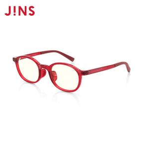JINS睛姿儿童防蓝光防辐射电脑护目镜眼镜TR90轻镜框FPC17A104