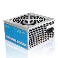 Computer mainframe power supply Computer desktop power supply 460W support 4 cores Silent energy-saving home office