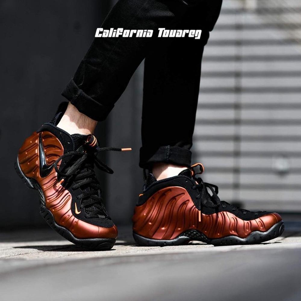 耐克NIKE AIR FOAMPOSITE PRO 哈达威铜喷泡男子篮球鞋624041-800