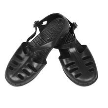 北京猪笼鞋 耐磨透气越南男洞洞拖休闲塑料军鞋 大学生包头运动凉鞋