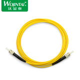 Wojin Tai ST-ST single-mode pigtail fiber jumper jumper fiber extension cable network home network level 3 m