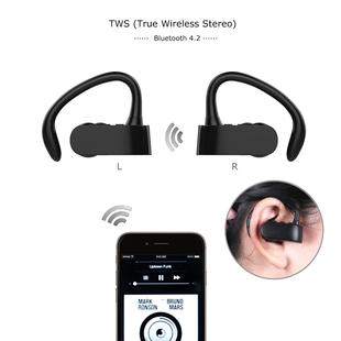 出口美国亚马逊蓝牙耳机AXGIO纯无线进口降噪蓝牙芯超CSR8645
