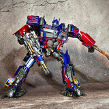 Black Mamba Transformed Toy Diamond Abdomen Pillar MPM04 Alloy Optimus OP Pillar Model Robot 03F Spot