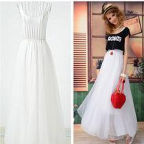 2019女装夏季学院风连衣裙女修身黑白网纱裙两件套装学生长裙裙子