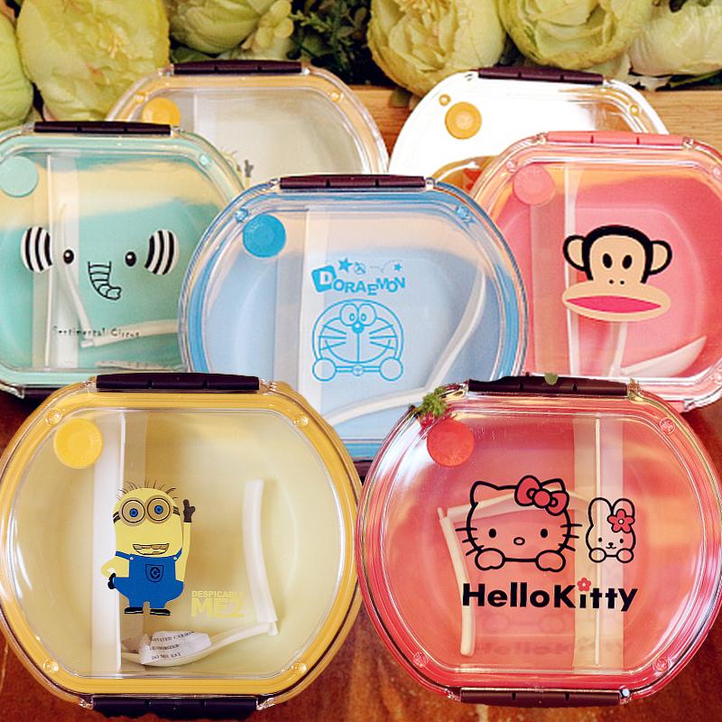 儿童饭盒可爱