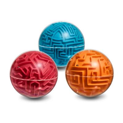 球形迷宫球 创意减压智力过关玩具送朋友儿童七夕节生日礼物