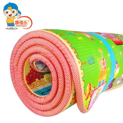 宝宝爬行垫加厚婴儿爬爬垫拼接泡沫儿童地垫客厅家用大号游戏垫子