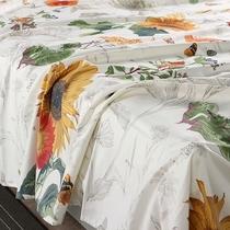 床1.8m加绒加暖毛毛床单单件珊双人短毛绒被单法兰绒