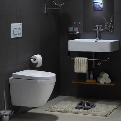 滨芬家用壁挂式马桶挂墙式嵌入式坐便器墙排式马桶水箱小户型马桶
