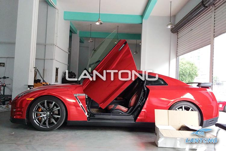 兰通剪刀门 尼桑GTR改装剪刀门原装位专车专用 GTR剪刀门